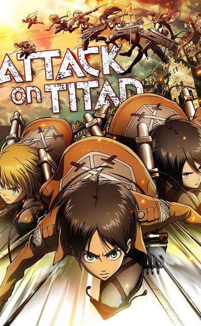 Attack on Titan 1 400x650 - Вторжение гигантов