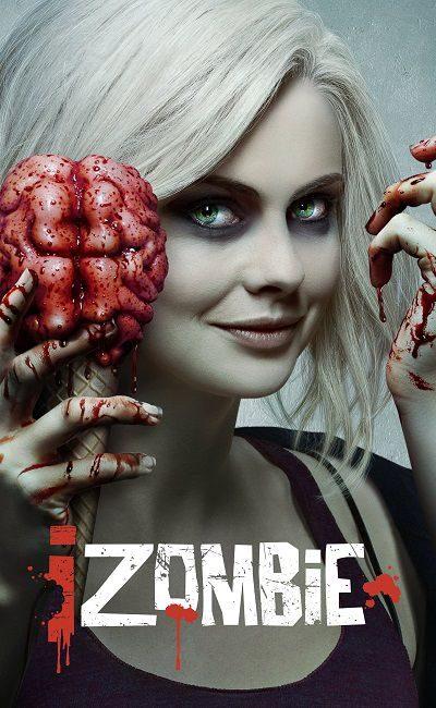 Я зомби - постер