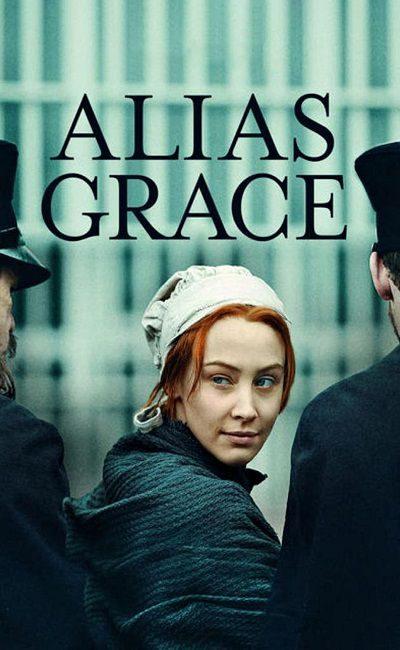 Постер сериала Она же Грейс