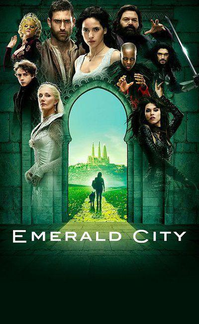 Сериал Изумрудный город постер