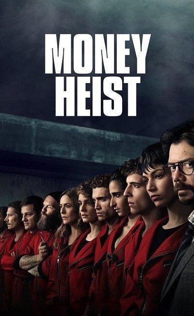 Money Heist 400x650 - Бумажный дом