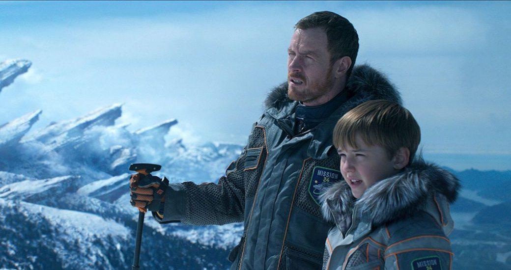 Сериал «Затерянные в космосе» от Netflix будет выпущен 13 апреля (Трейлер)