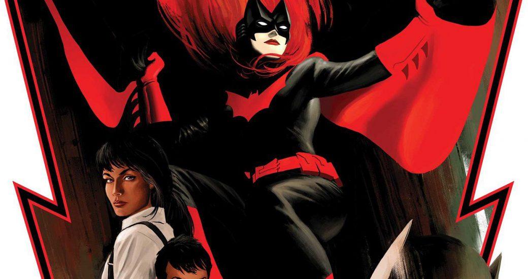 The CW готовит сериал про супергероиню-лесбиянку Бэтвумен