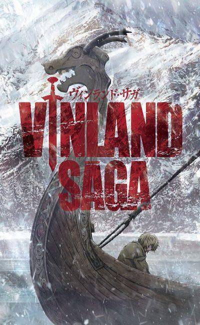 Vinland Saga 400x650 - Сага о Винланде