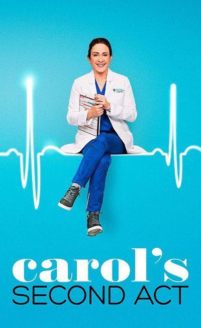 Carols Second Act 400x650 - Второй шанс Кэрол