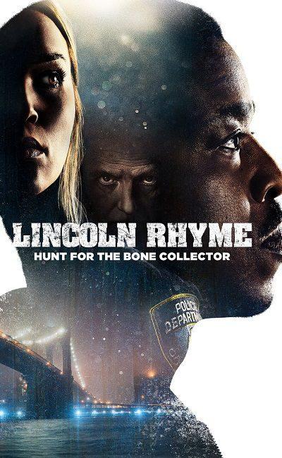 Lincoln Rhyme Hunt for the Bone Collector 400x650 - Охота на Собирателя костей
