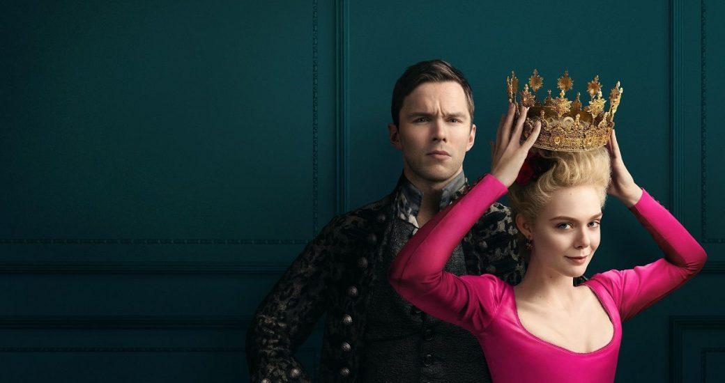 Новый сериал «Великая» дебютировал в сервисе more.tv