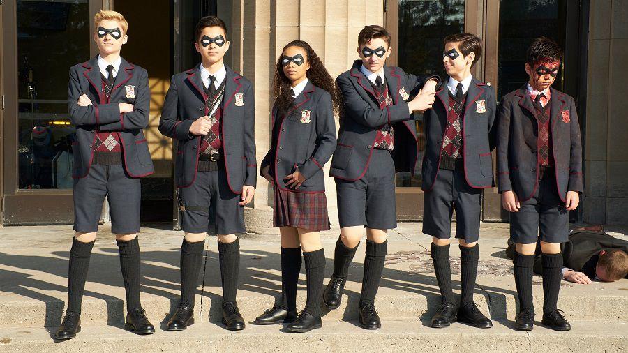 «Академия Амбрелла»: новые супергерои Netflix